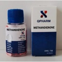 METHANDIENONE (QPHARM) 100 таб 10мг/таб